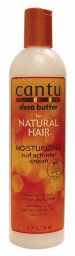 Picture of Cantu Moisturizing curl activator cream 12 fl oz