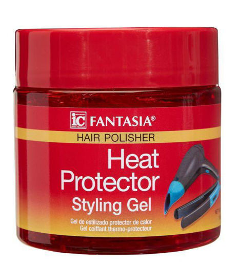Picture of Fantasia ic Heat Protector Styling Gel 16 oz