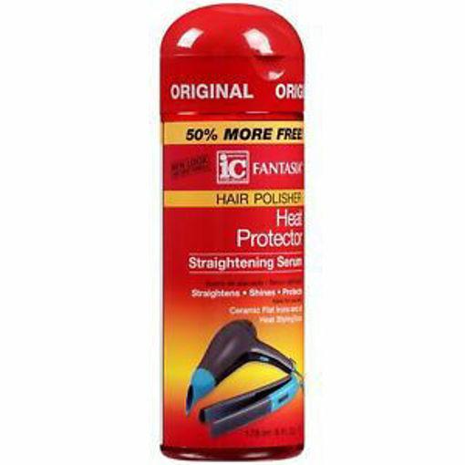 Picture of Fantasia ic Heat Protector Straightening Serum 6 oz