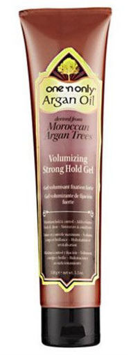 Picture of One 'n Only Argan Oil Volumizing Strong Hold Gel 5.3 oz