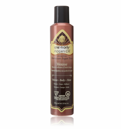 Picture of One 'n Only Argan Oil Mousse 8.8 oz