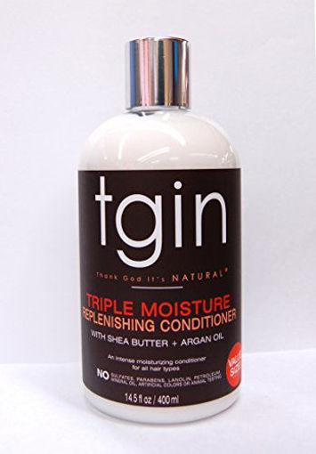 Picture of tgin Moisture Triple Moisture Replenishing Conditioner 13 oz