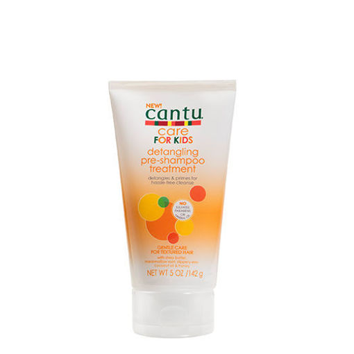 Picture of Cantu Care For Kids Detangling Pre-Shampoo Treatment 5 oz