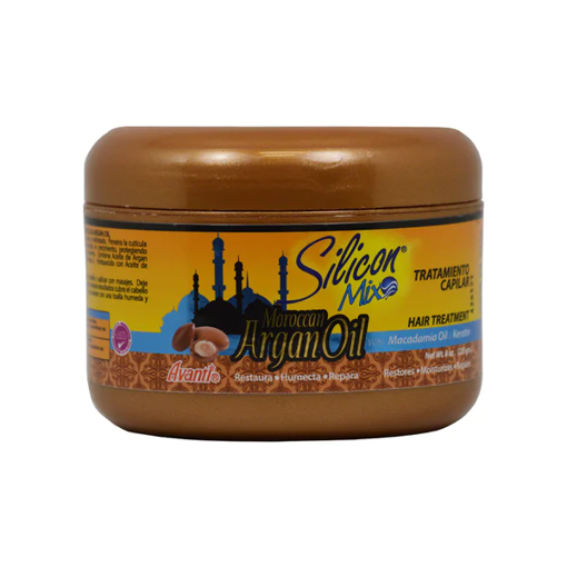 Picture of Silicon Mix Moroccan Argan Oil Hair Treatment 8 oz