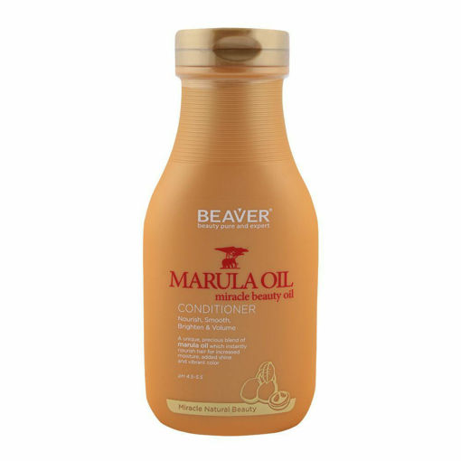 Picture of Beaver Marula Oil miracle beauty oil Conditioner 11.84 oz