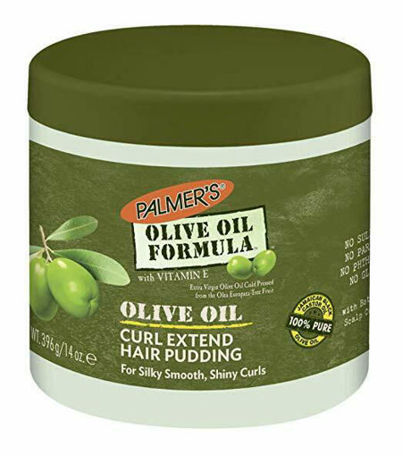 Picture of Palmer's Olive Oil Formula Curl Extend Hair Pudding 14 oz