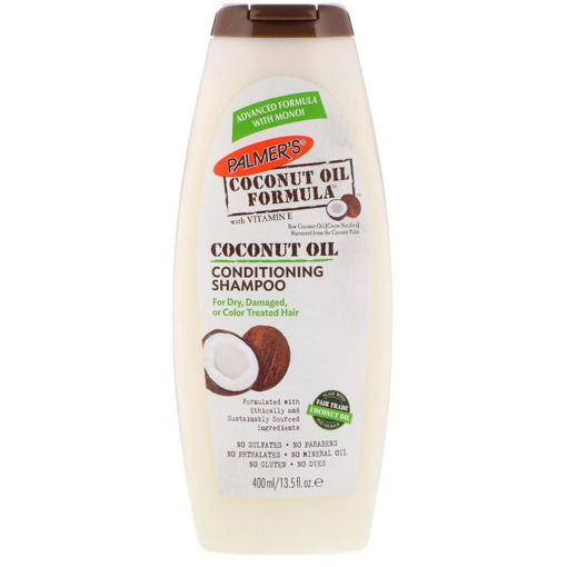 Picture of Palmer's Coconut Oil Formula Conditioning Shampoo 13.5 oz