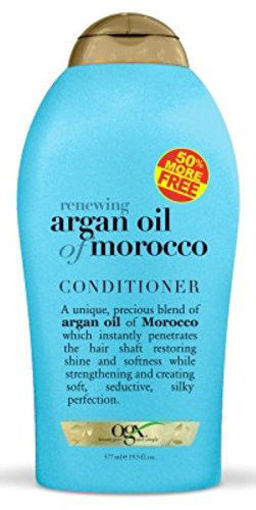 Picture of ogx renewing + argan oil of morocco conditioner 19.5 oz