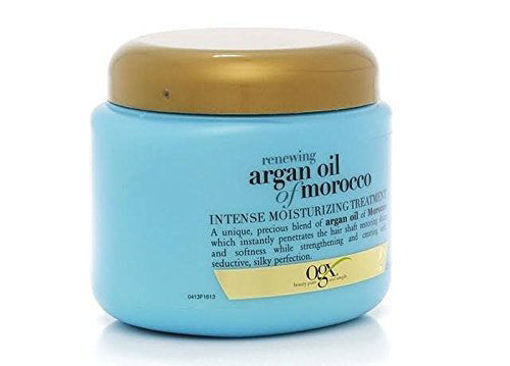 Picture of ogx renewing + argan oil of morocco Intensive Moisturizing Treatment 8 oz