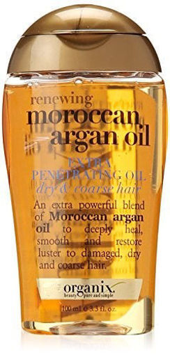 Picture of ogx renewing + argan oil of morocco Extra Penetrating Oil 3.3 oz