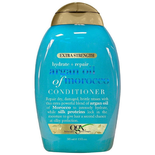 Picture of ogx hydrate & repair + argan oil of morocco Conditioner 13 oz