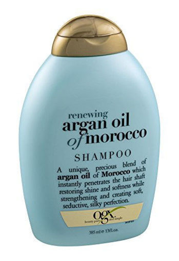 Picture of ogx renewing + argan oil of morocco Shampoo 13 oz