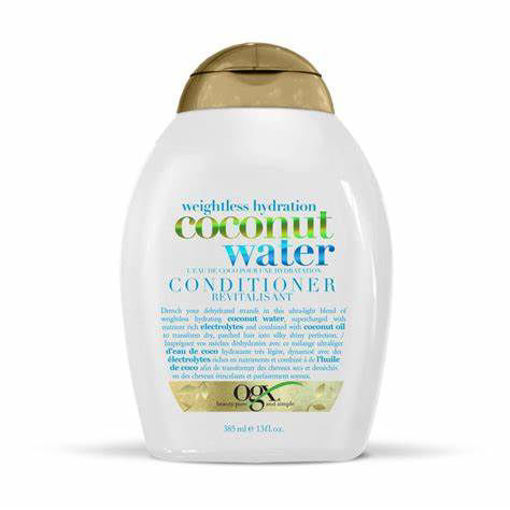 Picture of ogx weightless hydration coconut water Conditioner 13 oz