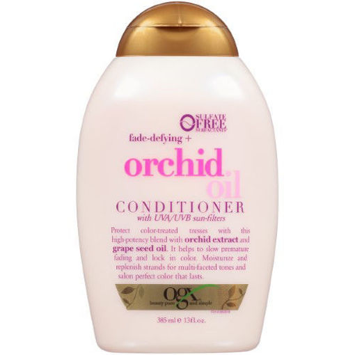 Picture of ogx fade-defying+ orchid oil Conditioner 13 oz