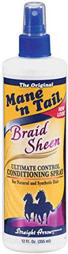 Picture of Mane 'n Tail Braid Sheen Conditioner 12 oz