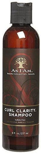 Picture of As I Am Curl Clarity Shampoo 8 oz