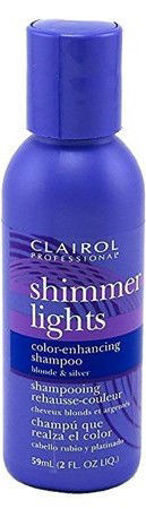 Picture of Clairol shimmering lights shampoo 2 oz