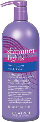 Picture of Clairol shimmering lights conditioner 31.5 oz