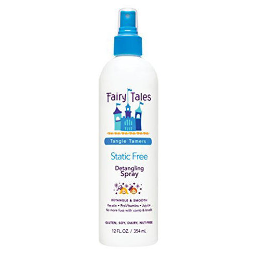 Picture of Fairy Tales Static Free Detangling Spray 12 oz