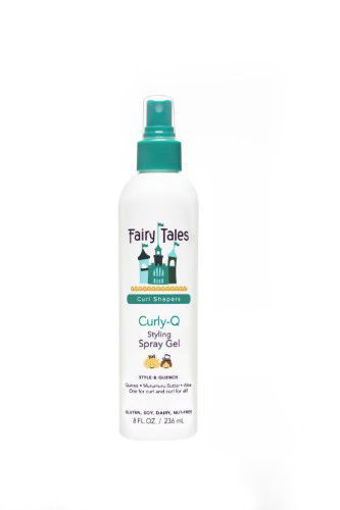 Picture of Fairy Tales Curly-Q Styling Spray Gel 8 oz
