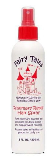 Picture of Fairy Tales Rosemary Repel HairSpray 8 oz