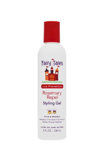 Picture of Fairy Tales Rosemary Repel Styling Gel 8 oz
