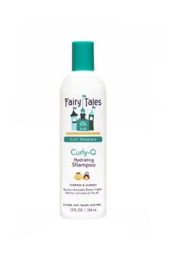Picture of Fairy Tales Curly-Q Hydrating Shampoo 12 oz