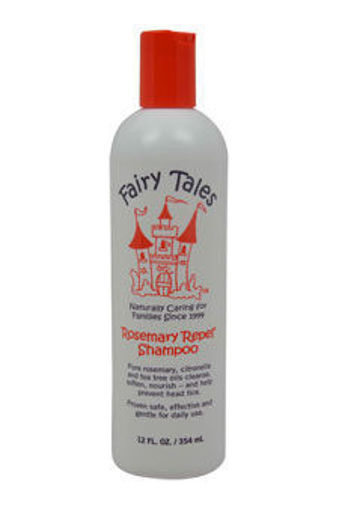 Picture of Fairy Tales Rosemary Repel Daily Shampoo 12 oz