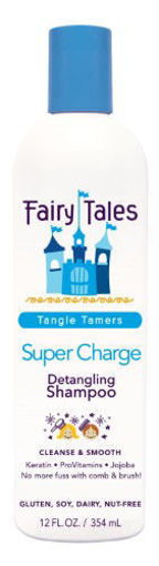 Picture of Fairy Tales Super Charge Detangling Shampoo 12 oz
