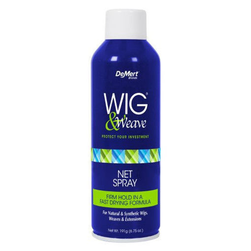 Picture of Demert Wig & Weave Net Spray 6.75oz