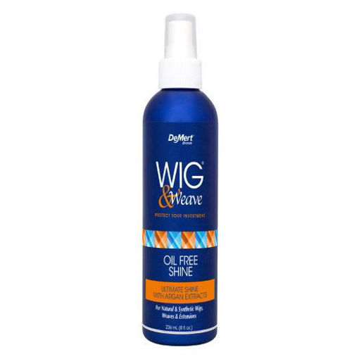 Picture of DeMert Brands Wig & Weave Oil Free Shine 8 oz