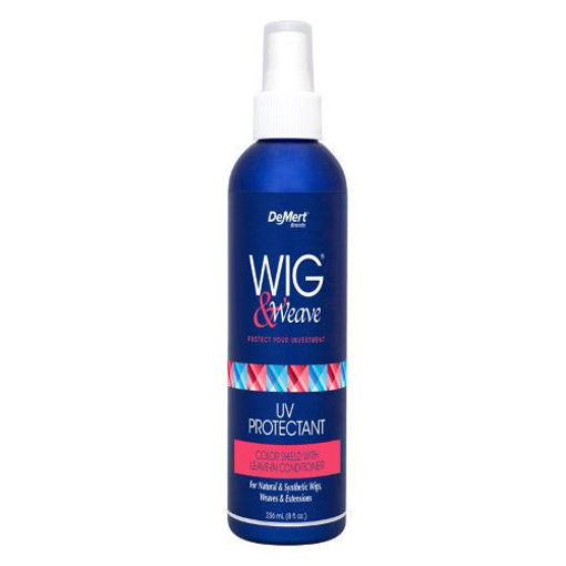 Picture of DeMert Brands Wig & Weave UV Protectant 8 oz