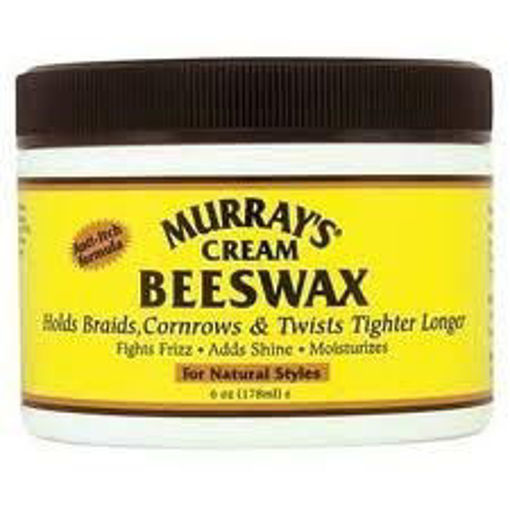 Picture of Murray's Cream Beeswax 6 oz