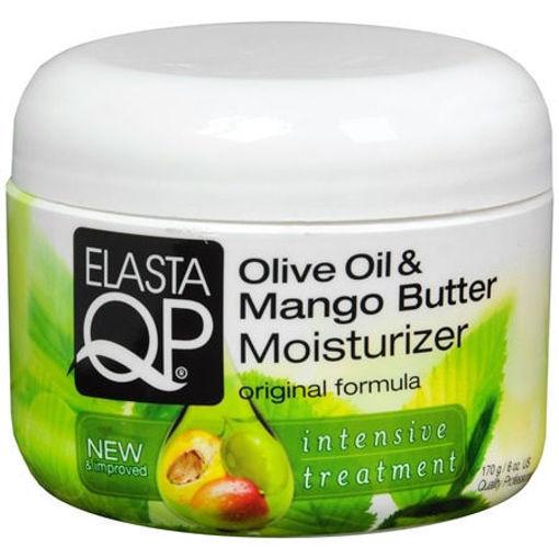 Picture of Elasta QP Olive Oil & Mango Butter Moisturizer 6 oz