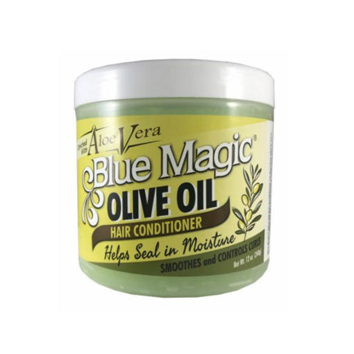 Picture of Blue Magic Olive Oil Conditioner 12 oz