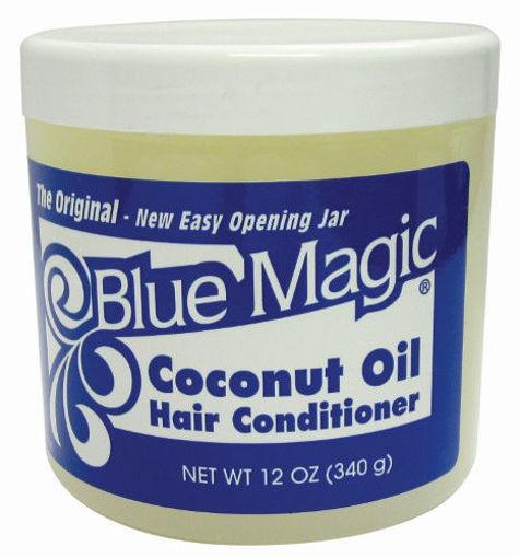 Picture of Blue Magic Coconut Oil 12 oz
