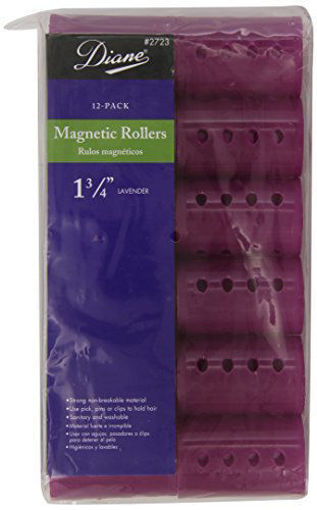 """Picture of diane 1.75"""" Magnetic Rollers (12-pack)"""