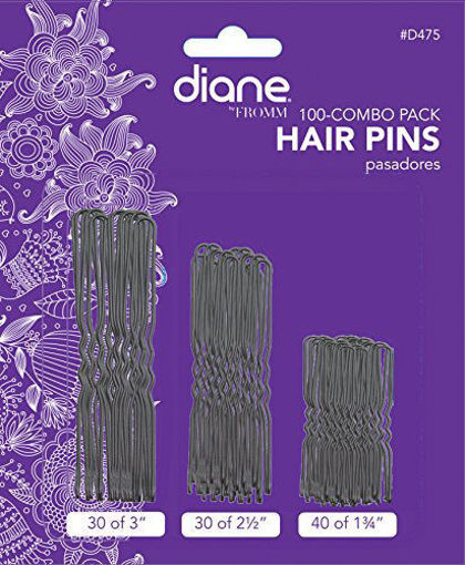 Picture of diane 100-Combo Pack Hair Pins