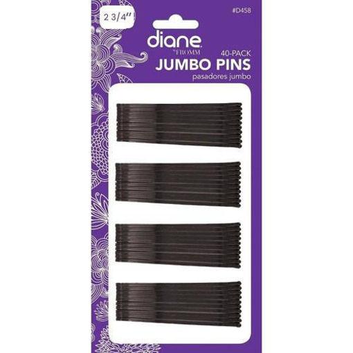 "Picture of diane Jumbo Bob Pins 2 3/4"""