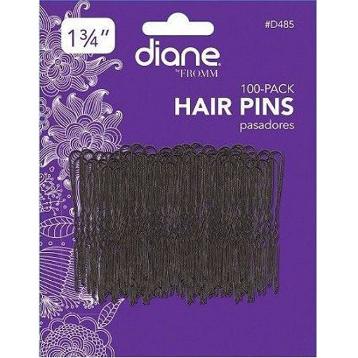 """Picture of diane 100-Pack Hair Pins 1 3/4"""""""