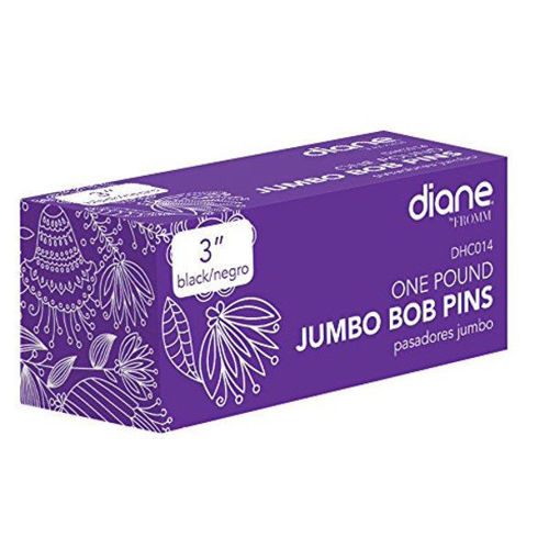 """Picture of diane One Pound Jumbo Bob Pins 3"""""""