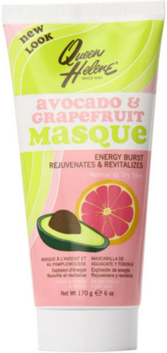 Picture of Queen Helene Avocado Grapefruit Masque 6 oz