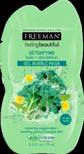 Picture of Freeman Detoxifying Gel Bubble Mask .5 fl oz