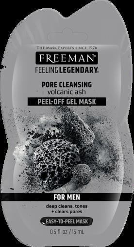 Picture of Freeman Pore Cleansing Peel Off Gel Mask .5 fl oz