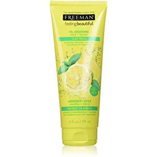 Picture of Freeman Oil Absorbing Clay Mask 6 fl oz