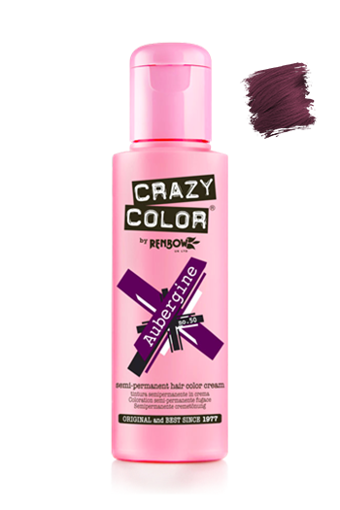 Picture of Renbow  Crazy Color Aubergine 5oz