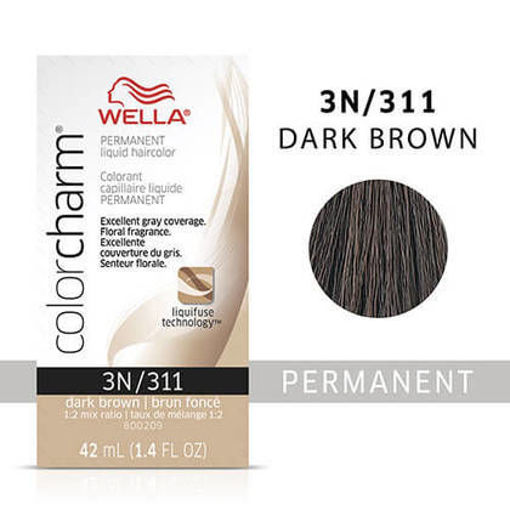 Picture of Wella Color Charm (liquid) 3N/311 42ml