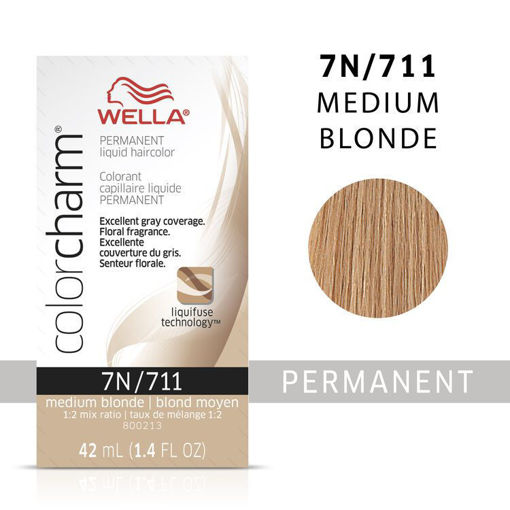 Picture of Wella Color Charm (liquid) 7n/711