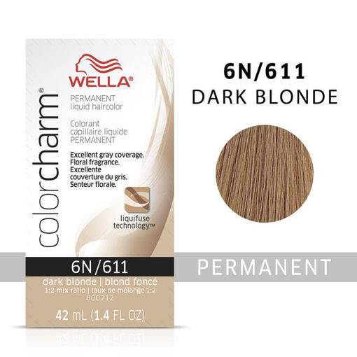 Picture of Wella Color Charm (liquid) 6N/611