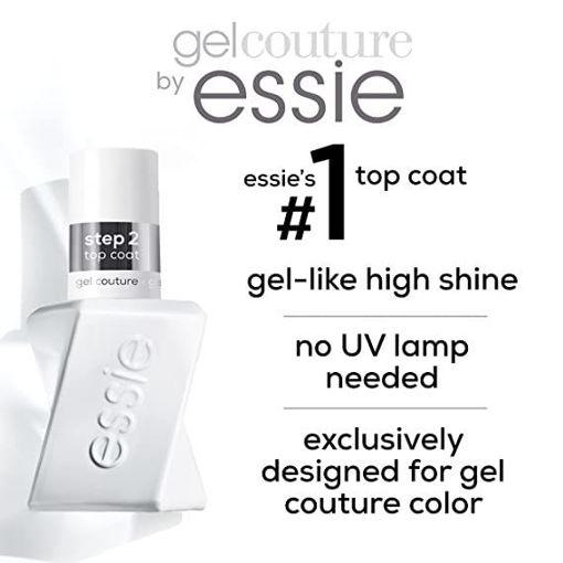 Picture of Essie Gel Couture 1098 top coat